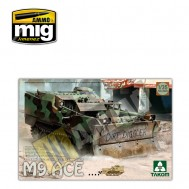1/35 U.S Armored Combat Earthmover M9 ACE