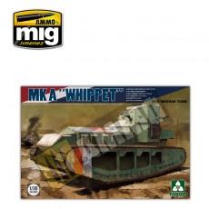 1/35 Tanque Medio de la WWI Mk A Whippet