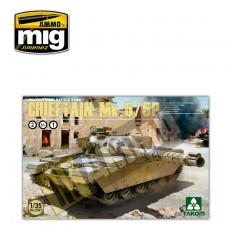 1/35 British Main Battle Tank Chieftain Mk.5/P 2 in 1
