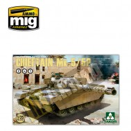 1/35 British Main Battle Tank Chieftain Mk.5/P 2 in 1