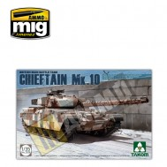 1/35 Carro británico Chieftain Mk.10