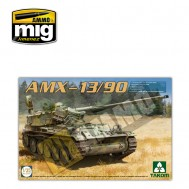 1/35 French Light Tank AMX-13/90