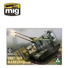 1/35 British Air-defense Weapon System Chieftain Marksman SPAAG