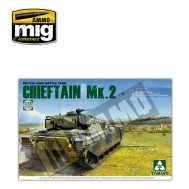 1/35 British Main Battle Tank Chieftain Mk.2