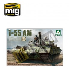1/35 Carro medio T-55AM