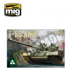 1/35 Russian Medium Tank T-55 AMV