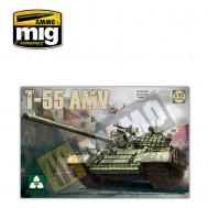 1/35 Tanque Medio Ruso T-55 AMV