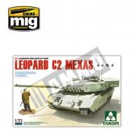 1/35 Leopard C2 Mexas Canadian Main Battle Tank Proto Version