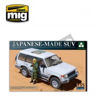 1/35 Japanese-Made SUV