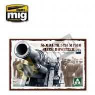 1/35 Skoda 30.5cm M1916 Siege Howitzer
