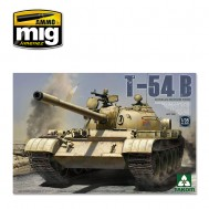 1/35 Russian Medium Tank T-54 B Late Type
