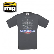 Camiseta The Weathering Aircraft