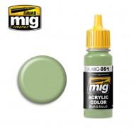 LIGHT GREEN KHV-553M