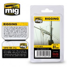 RIGGING – SUPER FINE 0.01 MM