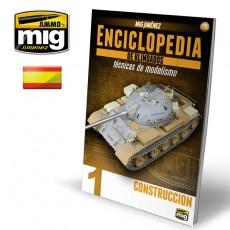 ENCICLOPEDIA DE TÉCNICAS DE MODELISMO DE BLINDADOS VOL. 1 – CONSTRUCCIÓN (Castellano)