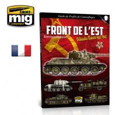 FRONT DE L'EST. VÉHICULES RUSSES 1935-1945 (Francaise)
