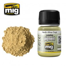 NORTH AFRICA DUST
