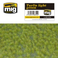 TURFS LIGHT GREEN