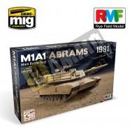 1/35 M1A1 Abrams Gulf War 1991