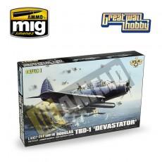 "Douglas TBD-1 ""Devastator"" - VT-8, Midway 1942"