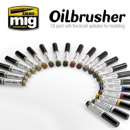 21 OILBRUSHERS COLLECTION