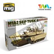 1/72 M1A2 TUSK II ABRAMS