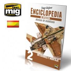 ENCICLOPEDIA DE TECNICAS DE MODELISMO DE AVIACION . VOL.2 : INTERIORES Y MONTAJE (CASTELLANO)