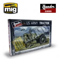 1/35 US Army Case Tractor
