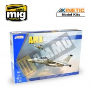 1/48 AMX Ground Attack Aircraft - Brazil & Italy