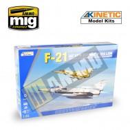 1/48 IAF KFIR C1 / USMC F-21A