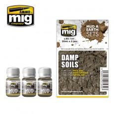 DAMP SOILS