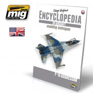 ENCYCLOPEDIA OF AIRCRAFT MODELLING TECHNIQUES VOL.6: F-16 AGGRESSOR (English)