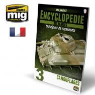 ENCYCLOPEDIE DES TECHNIQUES DE MODELISME DES BLINDES VOL. 3 – CAMOUFLAGES (Français)