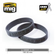 Pulsera AMMO for Life - 190,00 mm