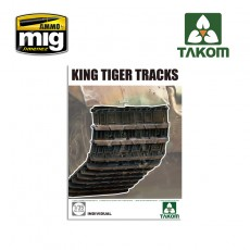 1/35 KING TIGER TRACKS