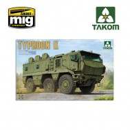 1/35  RUSSIAN MRAP TYPHOON-K