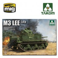 1/35 US Medium Tank M3 Lee Late