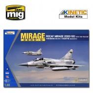 1/48 MIRAGE 2000C ROCAF W/ TRACTOR