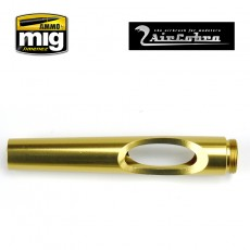 Trigger stop set handle, yellow gold