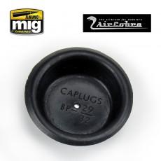 PVC color cup lid