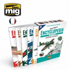 ENCYCLOPEDIE DES TECHNIQUES DE MODELISME DE L'AVIATION COMPLETE (Français)