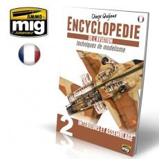 ENCYCLOPEDIE DES TECHNIQUES DE MODELISME DE L'AVIATION VOL. 2 : INTERIEURS ET ASSEMBLAGE (FRANÇAIS)