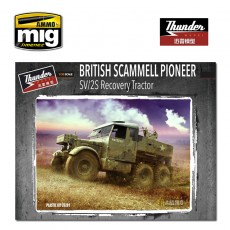 1/35 Scammell Pioneer Recovery SV/2S