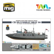 1/35 Sweden CB-90 H Fast Assault Craft