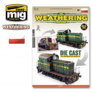 TWM ISSUE 23 DIE CAST (From Toy to Model) - (Polish)