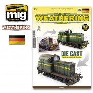 TWM ISSUE 23 DIE CAST (From Toy to Model) - (German)