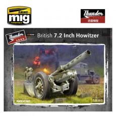 1/35 British 7.2 Inch Howitzer
