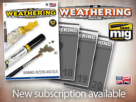 Subscription TWM Issues 17 - 20