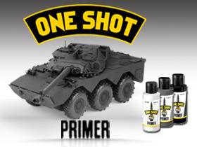 ONE SHOT PRIMER - The definitive primer solution
