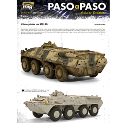 Descargar Paso a Paso - Cómo pintar un BTR 80